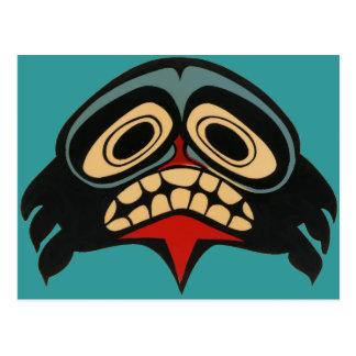 Haida Art Postcard