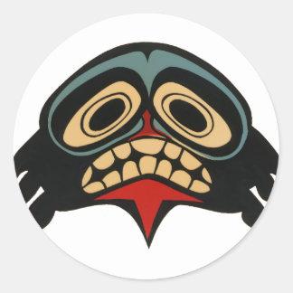 Haida Art Stickers