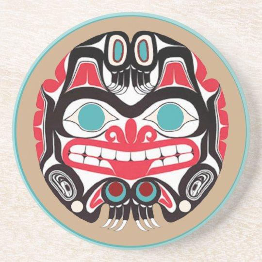 Haida Bear Coaster