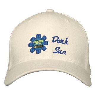 Haida dark Sun Embroidered Baseball Caps