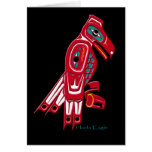 HAIDA EAGLE Collection Greeting Cards