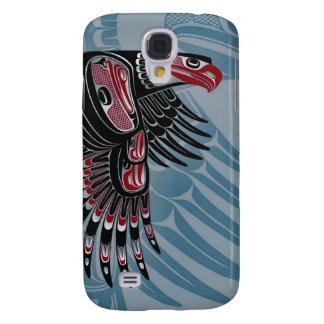 Haida Eagle Funda Para Galaxy S4