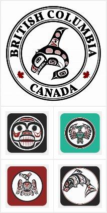 Haida Formline Art