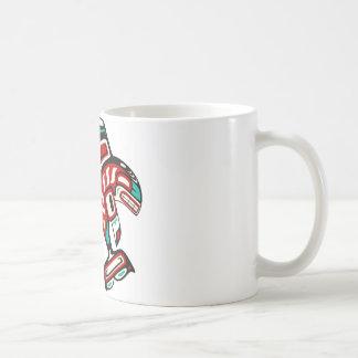 Haida Indian Killer Whale Coffee Mug
