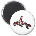 Haida  Orca 2012 2 Inch Round Magnet