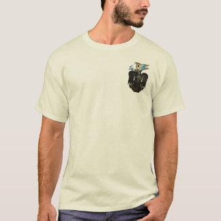 Haida Raven Stylised Design T-Shirt