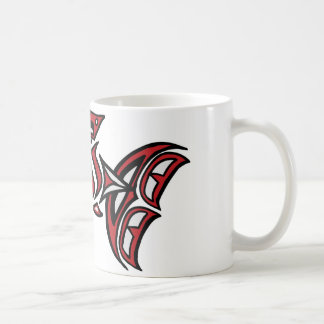 Haida salmon coffee mug
