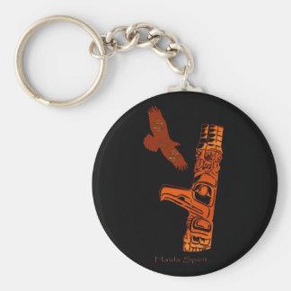HAIDA SPIRIT Gift Collection Keychain