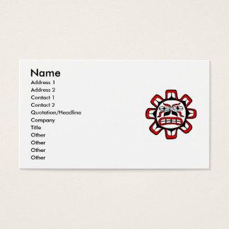 Haida sun bussiness card