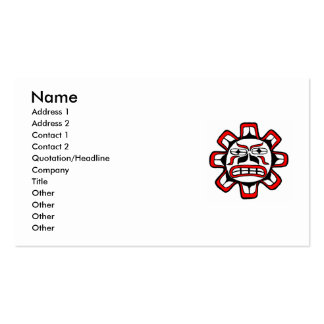 Haida sun bussiness card Double-Sided standard business cards (Pack of 100)