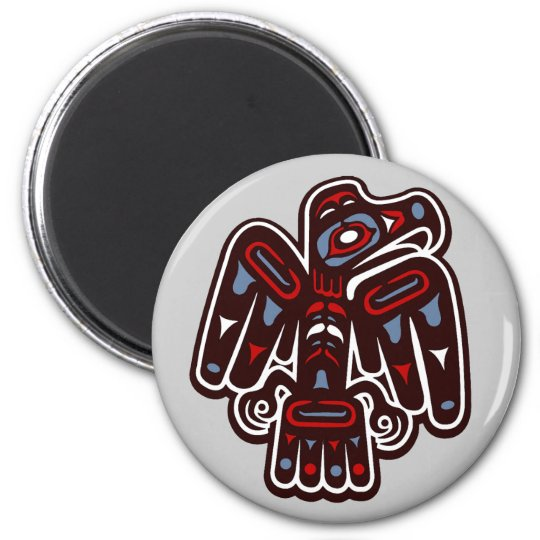 Haida Thunderbird Magnet