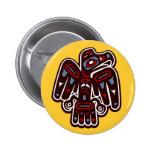 Haida Thunderbird Pins