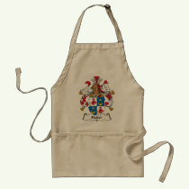 Haider Family Crest Apron