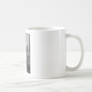 Haifa from Mt. Carmel, ca. 1920 Coffee Mug