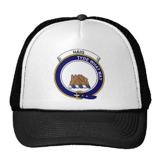 Haig Clan Badge Trucker Hat