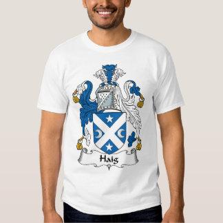 Haig Family Crest Shirts