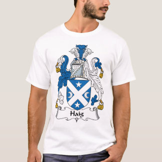 Haig Family Crest T-Shirt
