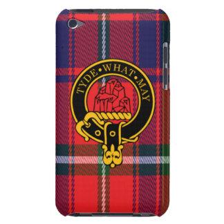 Haig Scottish Crest and Tartan iPod Touch4 case