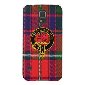Haig Scottish Crest and Tartan Samsung Case