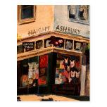 Haight Ashbury en San Francisco Tarjetas Postales