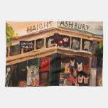 Haight Ashbury en San Francisco Toallas