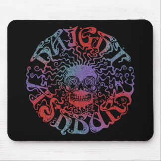 Haight Ashbury Freakout Mouse Pad