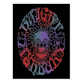 Haight Ashbury Freakout Postcard