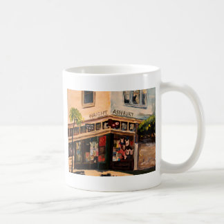 Haight Ashbury in San Francisco Coffee Mug