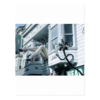 Haight-Ashbury Postcard