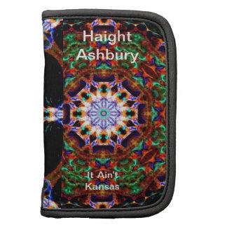 Haight Ashbury Psychedelic  Hippie Fashion Art Folio Planners