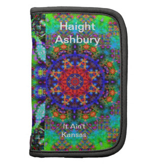 Haight Ashbury Psychedelic  Hippie Fashion Art Organizer