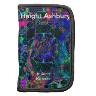 Haight Ashbury Psychedelic Hippie Fashion Art Planners