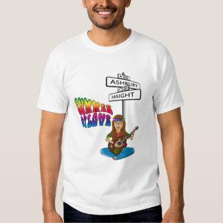 Haight Ashbury Summer of Love T-shirt
