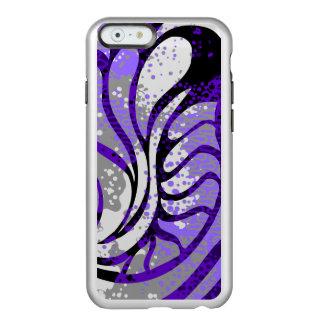 Haight Ashbury Vintage Psychedelic Paisley -Purple Incipio Feather® Shine iPhone 6 Case