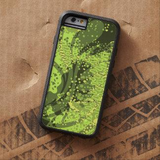 Haight Ashbury Vintage Psychedelic Paisley Tough Xtreme iPhone 6 Case