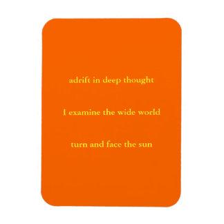 Haiku 001 de Proga Imanes Flexibles