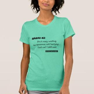 haiku 42 for her t shirt