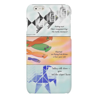 Haiku Art device case - iPhone 6 and others
