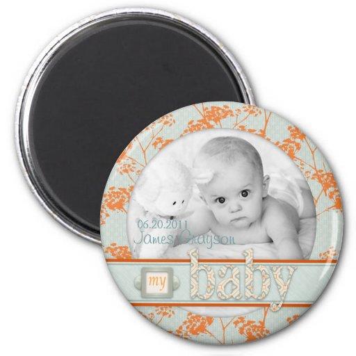 Haiku Baby Magnet