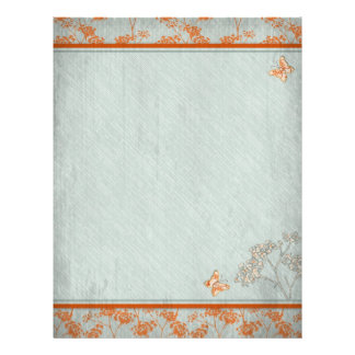 Haiku Bride Letter Head Letterhead