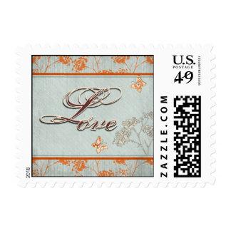 Haiku Bride LOVE Stamp