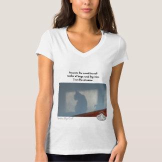 Haiku by Cat™: Shadow T-Shirt
