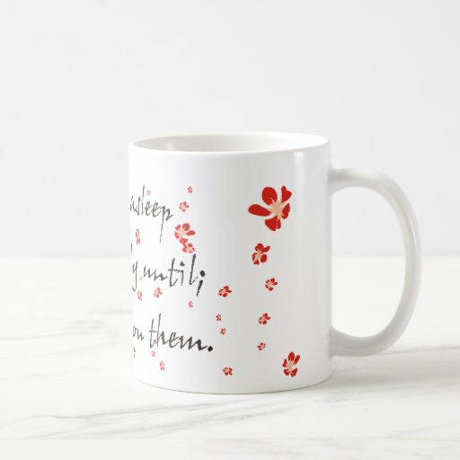 Haiku de la genealogía taza de café
