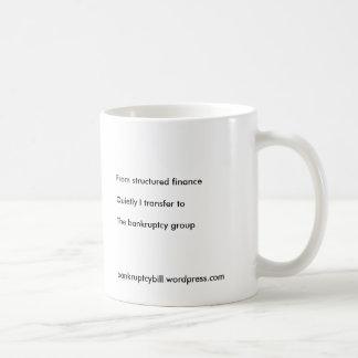 Haiku Mug - Structured finance