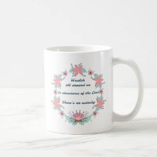 Haiku Mug - Wealth Around Us