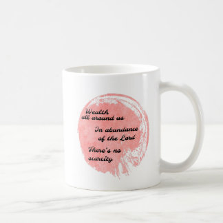 Haiku No Scarcity Mug