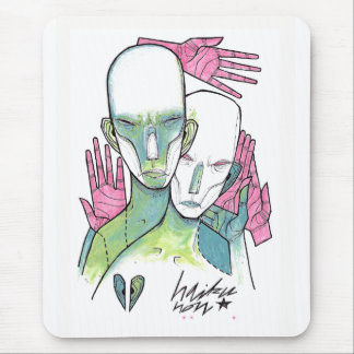 HAIKU NOW MOUSEPAD