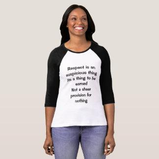 Haiku Respect T-Shirt
