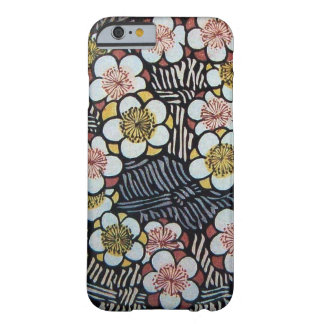HAIKU / WHITE SPRING FLOWERS BARELY THERE iPhone 6 CASE