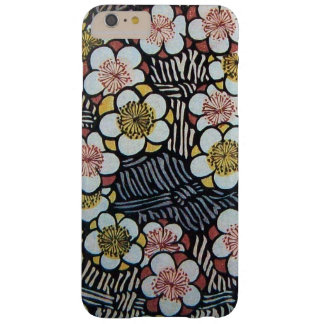 HAIKU / WHITE SPRING FLOWERS BARELY THERE iPhone 6 PLUS CASE